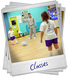 FootieBugs Classes