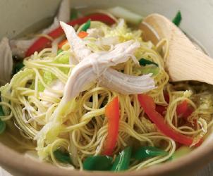 C4L 10 minute chicken noodle soup image