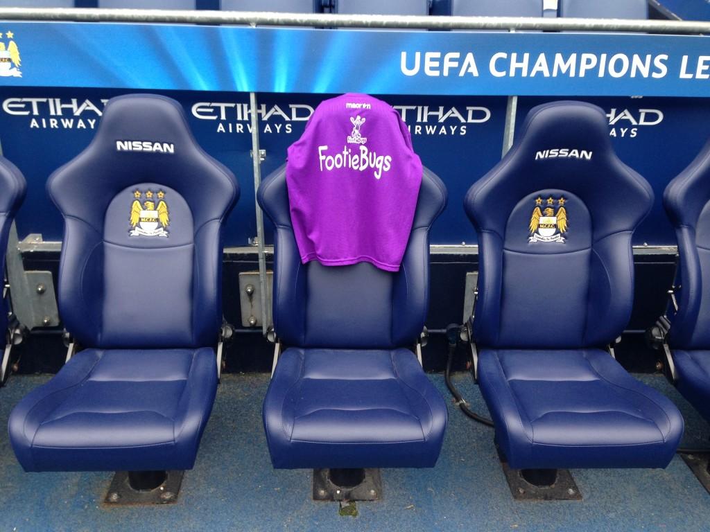 FootieBugs - Manchester City fc