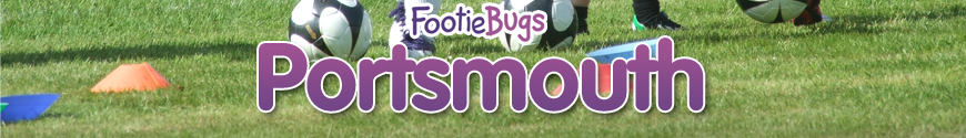 footiebugs portsmouth - fun football for kids aged 3-11 years