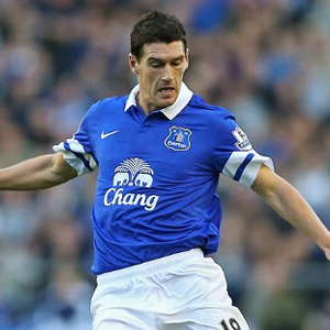 An in form Gareth Barry is returning to Villa Park this weekend