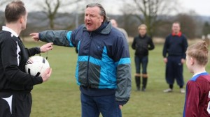 4000 Misconduct offences have been committed by Parents at youth football games in the last two years