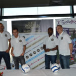 FootieBugs Supports Little Legends Cup at the LG Arena in July 2014