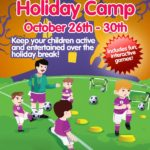 FootieBugs Halloween Holiday Camp