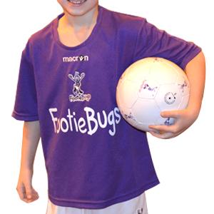 FootieBugs Official Football Jersey