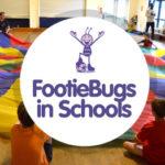 FootieBugs in Schools