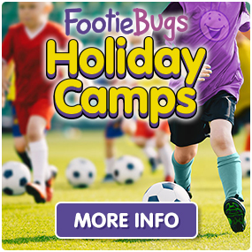 FootieBugs promotes individuality and encourages this through building confidence and self assurance, enhancing their core skills by playing and learning together with their peers.