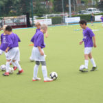 What are the benefits of football for children?