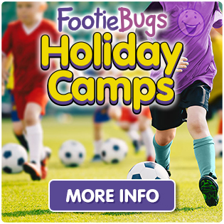 FootieBugs Birthday Parties Now Available!